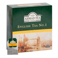 Чай Ahmad English Tea №1 100 пак.