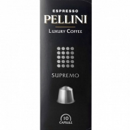 Кофе в капсулах Pellini Supremo Luxury Line (10 шт)
