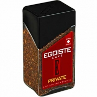 Кофе растворимый Egoiste Private (Эгоист Приват) 100 г